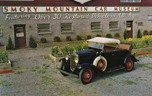 1931 Chevrolet De-Luxe Roadster Smoky Mountain Car Museum Pigeon Forge Tennessee