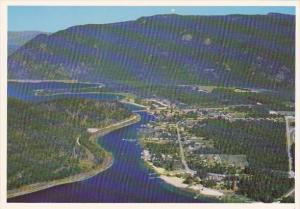 Canada Sicamous Vernon British Columbia
