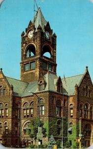 Indiana La Porte County Court House