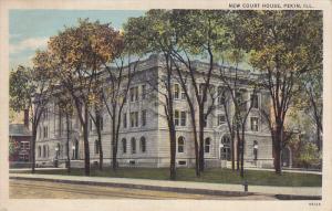 New Court House, Pekin, Illinois, 10-20s