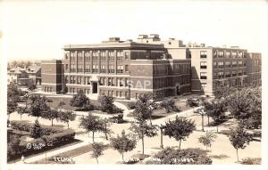 C18/ Virginia Minnesota Mn Photo RPPC Postcard 1935 Technical High School