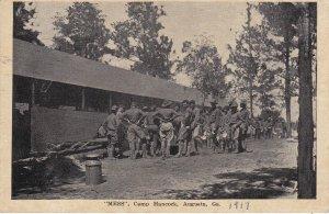 AUGUSTA , Georgia, 1900-10s ; MESS Camp Hancock