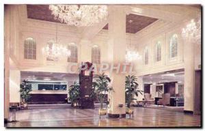 Postcard Modern Hotel Monteleone firm