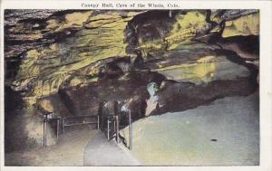 Colorado Manitou Cave Of The Winds Canopy Hall 1928