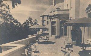 RP: SAN FRANCISCO, CA, 1900-10s ; C.S. Sanatorium , S. Terrace