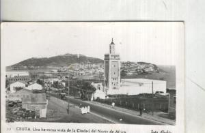 Postal: Ceuta por foto rubio
