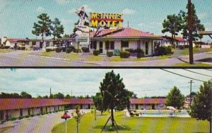 North Carolina Fayetteville Mclnnis Motel