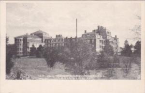 Washington D C Hospital U S Soldiers' Home Albertype