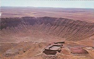 Arizona Phoenix The Great Meteor Crater North Arizona