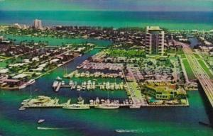 Florida Fort Lauderdale Aerial View Pier 66