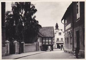 RP, Partial Street View, VISBY, Gotland County, Sweden, 1930-1950s