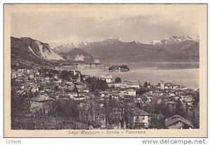 Italy Lago Maggiore - Stresa - Panorama 00s - 10s