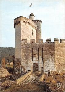 France Lot et Garonne Le Chateau de Bonaguil Monument Castle