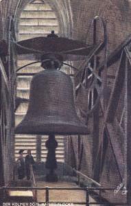 TUCK #657; Der Kolner Dom, Kaiser Glocke, Cologne, Germany, 00-10s