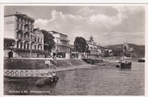RP, Rheinufer-Partie, REMAGEN A RH. (Rhineland-Palatinate), Germany, 1920-1940s