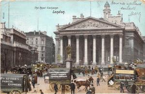 Br34257 London The Royal Exchange    England