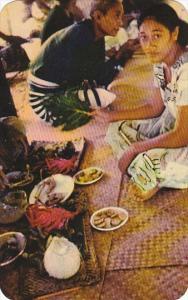 Samoan Food Samoa