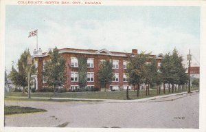 NORTH BAY , Ontario , Canada ,1900-10s ; Collegiate