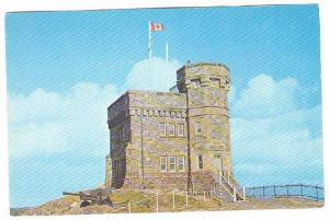 Signal Hill , St John´s , Newfoundland , Canada , 50-60s #2