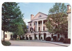 Williamsburg Inn VA  Postcard