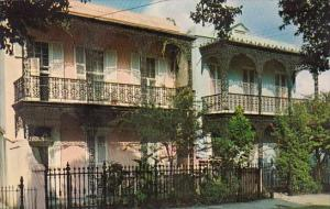 Louisiana New Orleans Lovely Antebellum Homes