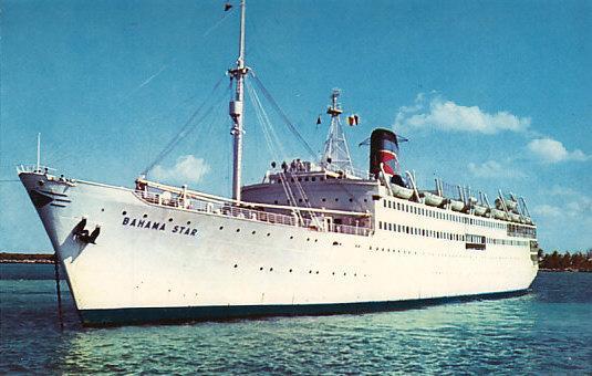 SS Bahama Star - Eastern Steamship Corp. - Miami