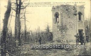 Chateau-Thierry, France, Carte, Postcard Bataille  Bataille
