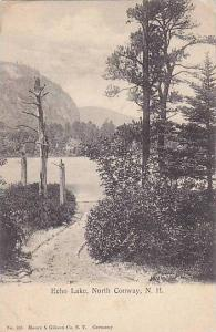 Scenic view, Echo Lake, North Conway,  New Hampshire, 00-10s