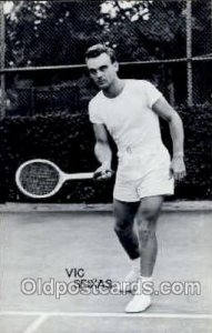 Vic Seixas Tennis Unused