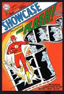 The Flash Showcase Comic DC Book Issue 4 Art Postcard