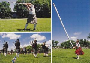 The Highland Games,  Antigonish,  Nova Scotia,  Canada,  50-70s