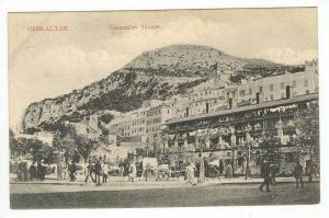 GIBRALTAR, Casemates Square, Pre 1905