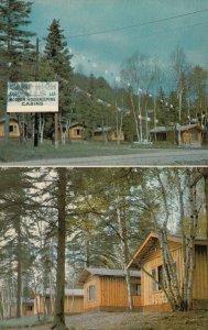 WAWA , Ontario , Canada , 50-60s ; Camp High Falls