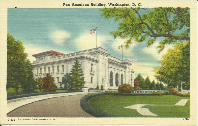 Washington, D.C., Pan American Building