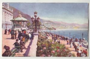 P122 JLs tucks postcard oilette monte carlo terrssse casino