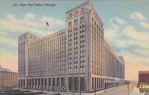 Illinois Chicago New Post Office