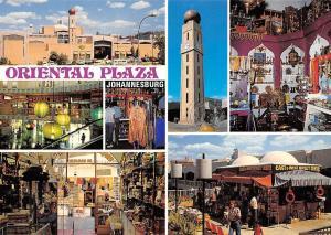 South Africa Oriental Palza Johannesburg Minaret Clocktower Peacock Bazaar