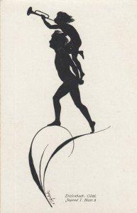 DIEFENBACH : Fantasy Silhouette , 00-10s ; Jugend 1. Blatt 8