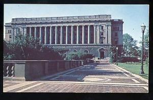 Springfield, Illinois/IL Postcard, Centennial Building, 1950