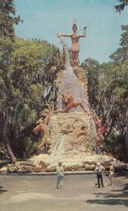 ORMOND BEACH , Florida , 1950-60s ; Giant Chief Tomoka , Tomoka State Park