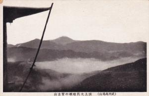 Mountain Top View , Japan , 1910s