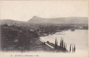 ANNECY, Panorama, Haute Savoie, France, 00-10s