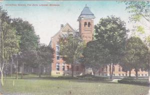 LANSING , Michigan, PU-1908; Industrial School For Boys