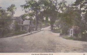 Elm Street, WINCHESTER, New Hampshire, PU-1922