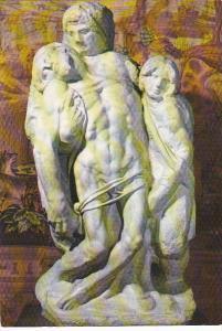 Italy Firenze La Pieta da Palestrina Michelangelo Galleria dell' Accademia