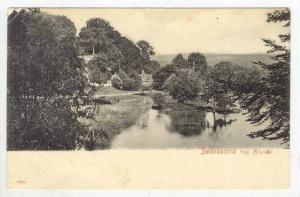 Swanbourne Near Arundel, England, United Kingdom, PU-1911