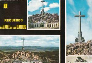 Spain Recuerdo Del Valle De Los Caidos Multi View