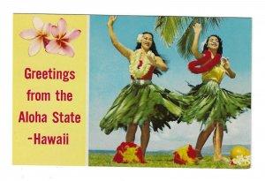 Hula Girls , Hawaii , 1950-60s