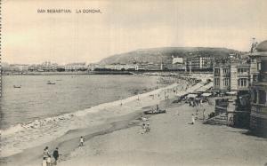Spain San Sebastian La Concha 02.13