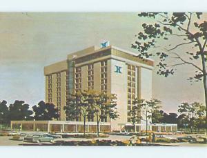 Unused Pre-1980 HILTON HOTEL Skokie - Near Evanston & Chicago Illinois IL c0596